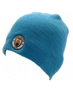 Manchester City Light Blue Beanie