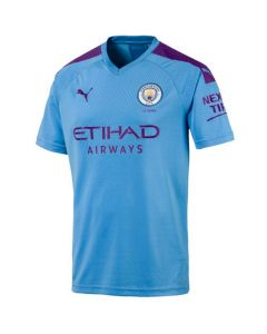 Manchester City Home Football Shirt 2019/20