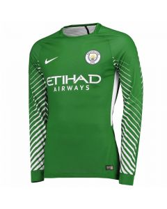 Manchester City Home Goalkeeper Shirt 2017/18