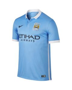 Manchester City Home Jersey 2015 - 2016