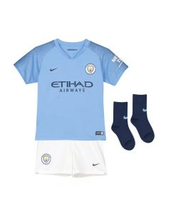 Manchester City Nike Home Kit 2018/19 (Kids)