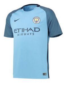 Manchester City Home Shirt 2016/17