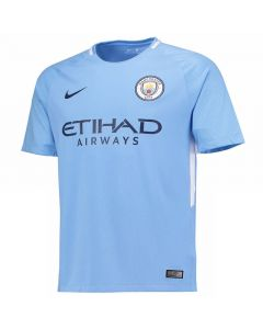 Manchester City Home Shirt 2017/18