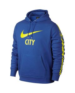 Manchester City Hoodie 2014 - 2015 (Navy)