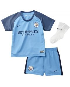 Manchester City Infant Home Kit 2016-17