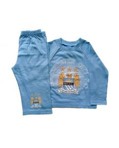Manchester City Kids (Boys Youth) Pyjamas