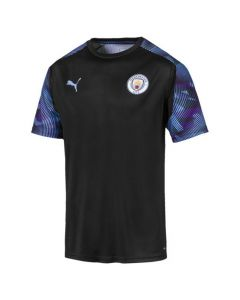 Manchester City Kids Black Training Jersey 2019/20