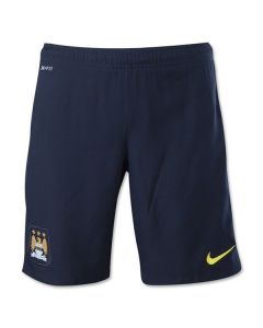 Manchester City Kids (Boys Youth) Away Shorts 2014 - 2015