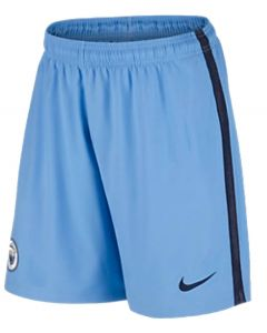 Manchester City Kids Home Shorts 2016/17