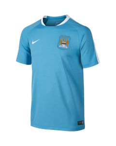 Manchester City Kids Training Jersey 2015 – 2016 (Blue)