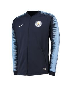 Manchester City Nike Navy Anthem Jacket 2018/19 (Adults)