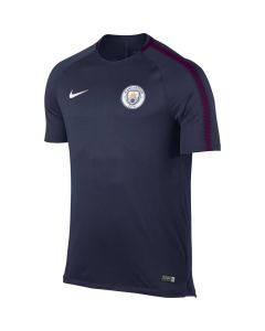 Manchester City Squad Training Jersey 2017/18 (Navy)
