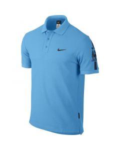 Manchester City Polo Shirt 2014 - 2015 (Blue)