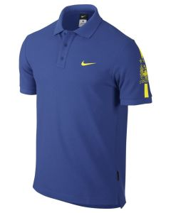 Manchester City Polo Shirt 2014 - 2015 (Navy)