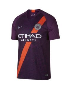 Manchester City Nike Third Shirt 2018/19 (Adults)
