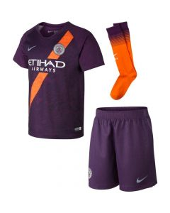 Manchester City Nike Third Kit 2018/19 (Kids)