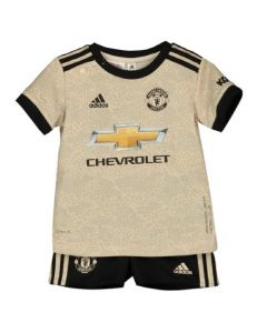 Manchester United Baby Away Kit 2019/20