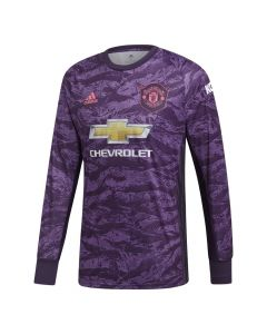 Manchester United Kids Home Goalkeeper Shirt 2019/20