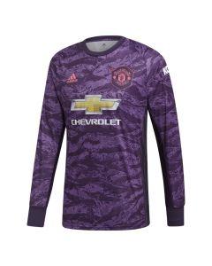 Manchester United Kids Home Goalkeeper Shirt 2019/20