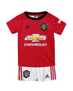 Manchester United Baby Home Kit 2019/20
