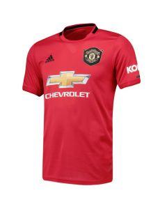 Manchester United Home Football Shirt 2019/20