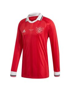 Manchester United Red Icons Long Sleeve Top 2019/20