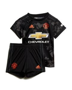 Manchester United Baby Third Kit 2019/20