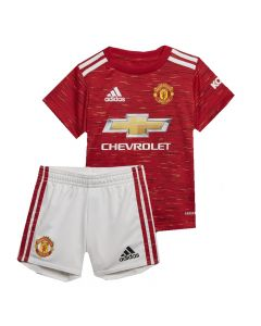 Manchester United Baby Home Kit 2020/21