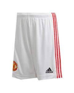 Manchester United Kids Home Shorts 2020/21