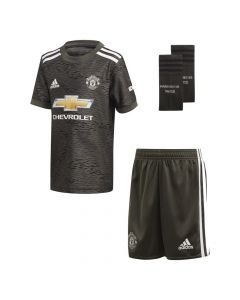 Manchester United Kids Away Kit 2020/21