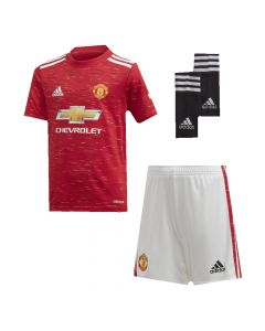 Manchester United Kids Home Kit 2020/21