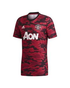 Manchester United Home Red Pre-Match Jersey 2020/21