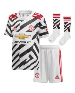 Manchester United Kids Third Kit 2020/21