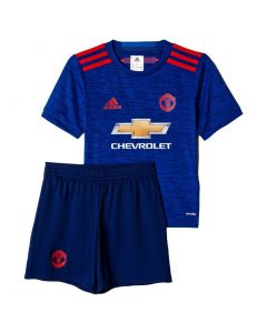 Manchester United Adidas Away Kit 2016/17 (Kids)