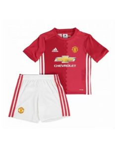 Manchester United Adidas Home Kit 2016/17 (Kids)