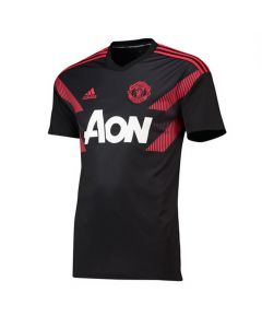 Manchester United Adidas Home Pre-Match Shirt 2018/19 (Kids)