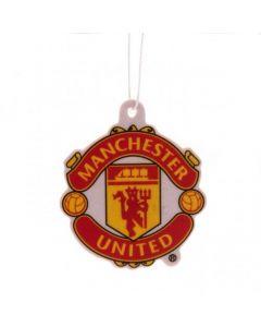 Manchester United Crest Air Freshener