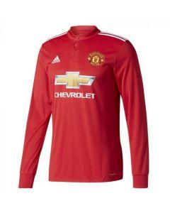 Manchester United Kids Long-Sleeve Home Shirt 2017/18