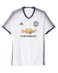 Manchester United Kids Third Football Shirt 2016/17