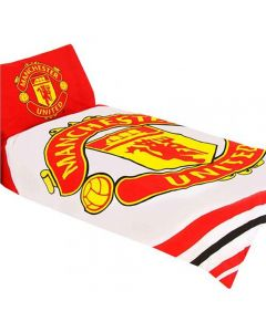 Manchester United Reversible Quilt Cover