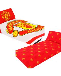 Manchester United Pulse Reversible Single Duvet Set
