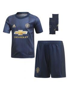 Manchester United Adidas Third Kit 2018/19 (Kids)