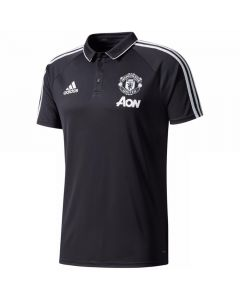 Manchester United Training Polo Shirt 2017/18 (Dark Grey)