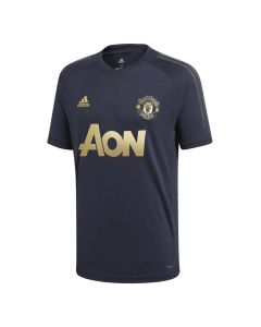 Manchester United Adidas Navy UCL Training Jersey 2018/19 (Adults)