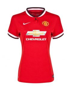Manchester United Womens Home Jersey 2014 - 2015