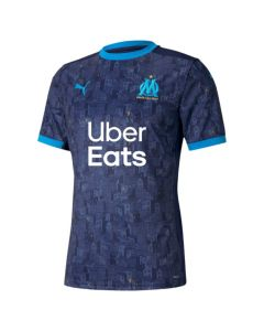 Olympique Marseille away jersey 20/21