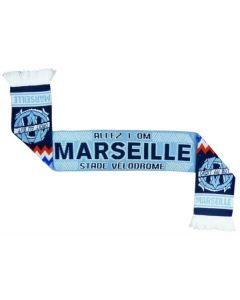 Olympique Marseille Football Scarf