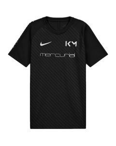 Mbappé kids black Nike Dri-FIT jersey 20/21