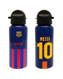 Messi Barcelona Aluminium Drinks Bottle