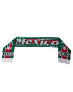 Mexico Football Scarf